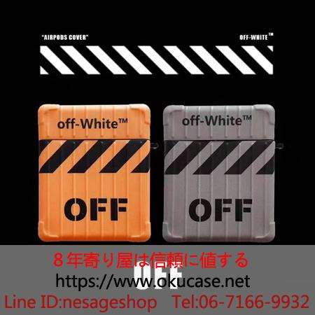 Off-White Airpodsケース 個性的