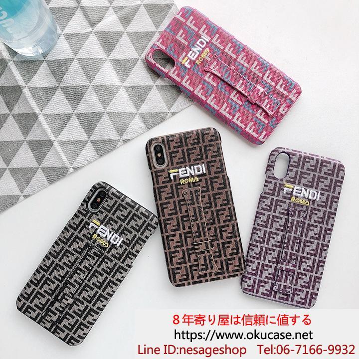 フェンディ iphone11/xsケース 贅沢