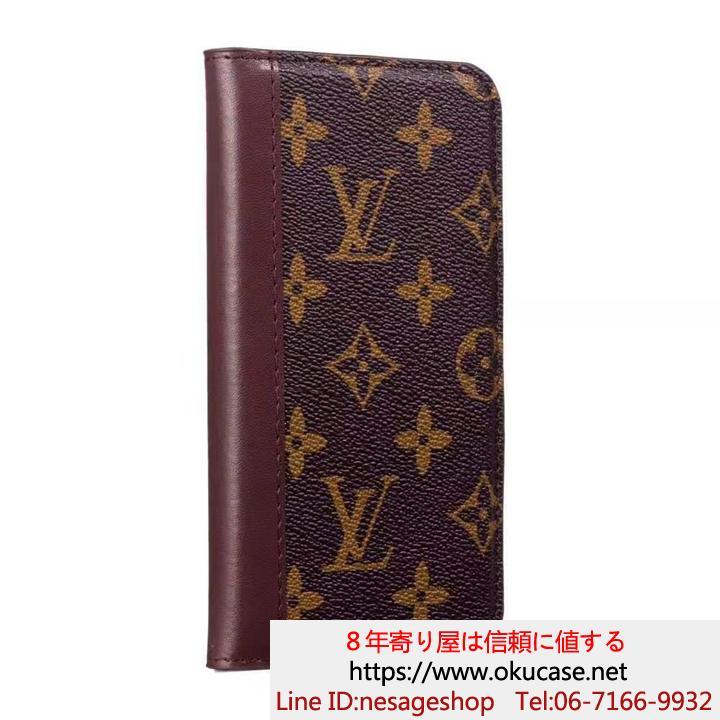 アイフォン11 プロ手帳ケース lv