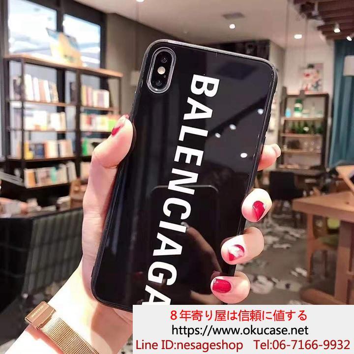 バレンシアガ iphone11プロケース カッコイイ