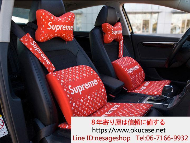 クッション ブランド supreme